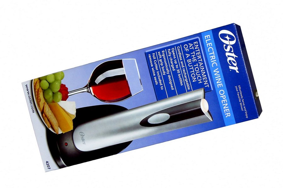 Oster 4207 Electric Wine-Bottle Opener