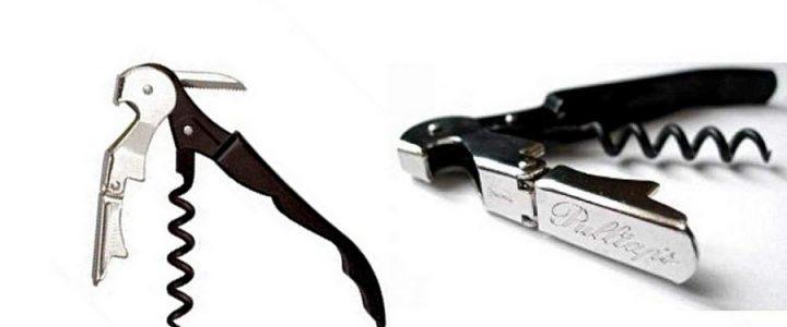 Pulltap Double hinged Waiter Style Corkscrew