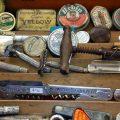 Old corkscrews
