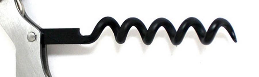 Pulltap Corkscrew worm