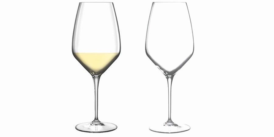 Luigi Bormioli Atelier Sauvignon Wine Glass