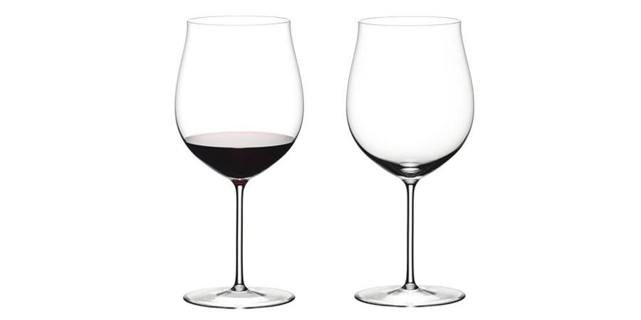Best Burgundy wine glass Riedel Sommeliers Burgundy Grand Cru