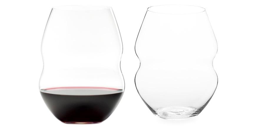 Best Standard wine glass Riedel Swirl Stemless