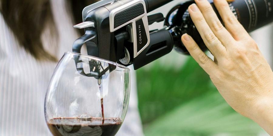 Coravin advanced wine bottle opener
